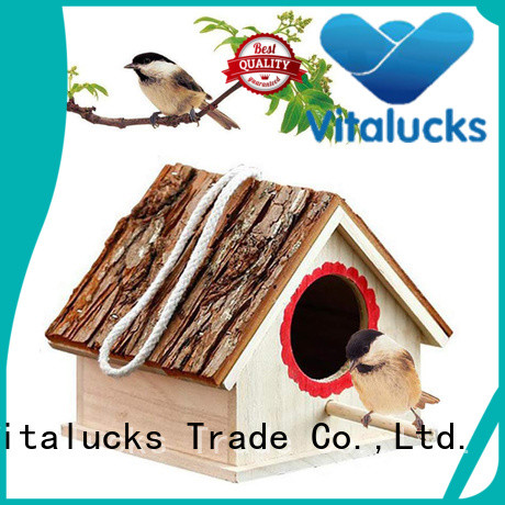 Vitalucks wholesale custom birdhouses bulk supply
