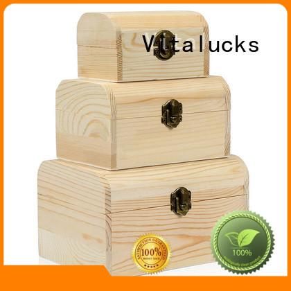 custom bulk wooden boxes wholesale