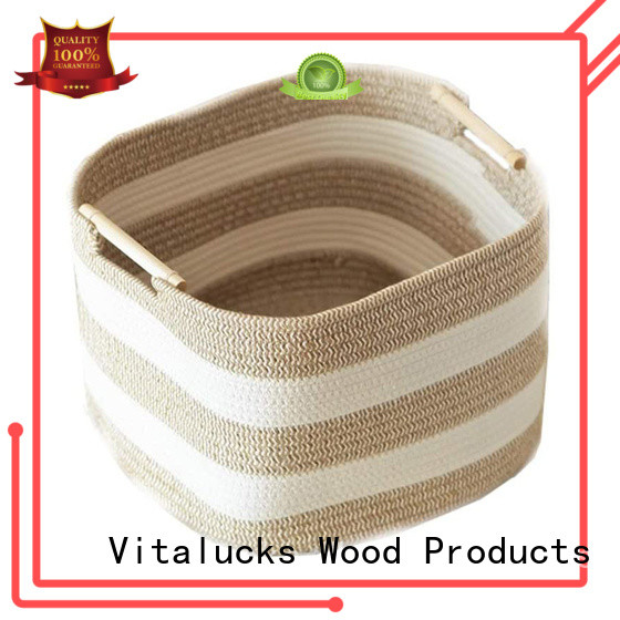 Vitalucks home storage baskets high qualtiy best price