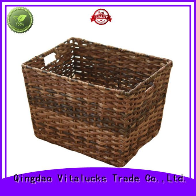 Vitalucks durable wholesale baskets manufacturing