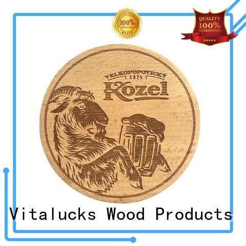 Vitalucks wooden goblet professional for home