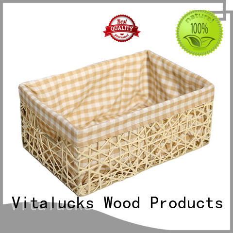 Vitalucks decorative storage baskets pratical top brand