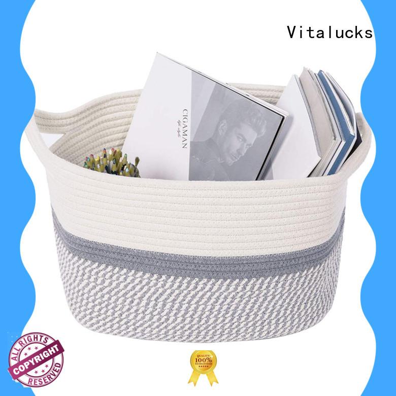 Vitalucks custom home storage baskets high qualtiy best price
