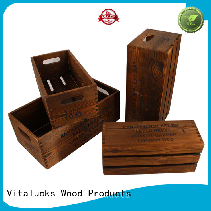 essential oil wood box fast delivery Vitalucks