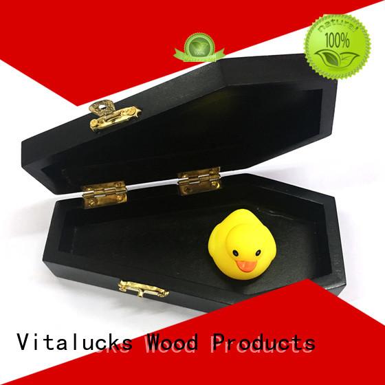 Vitalucks bulk wooden boxes quality assured supply