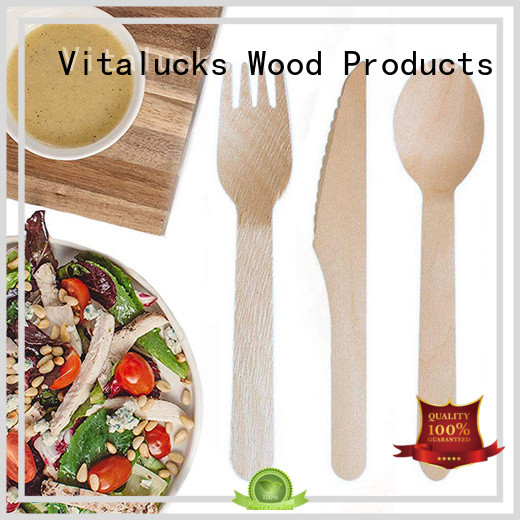 oem&odm wooden tableware bulk supply