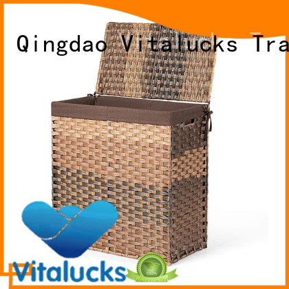 Vitalucks pp basket quality manufacturing