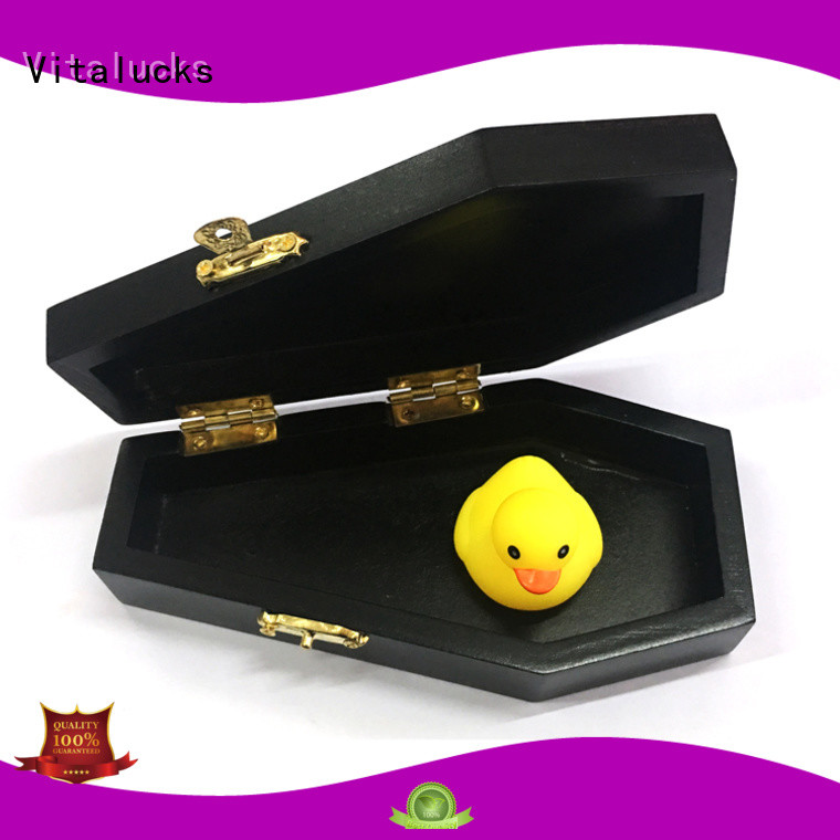 customized custom wooden gift box favorable price fast delivery