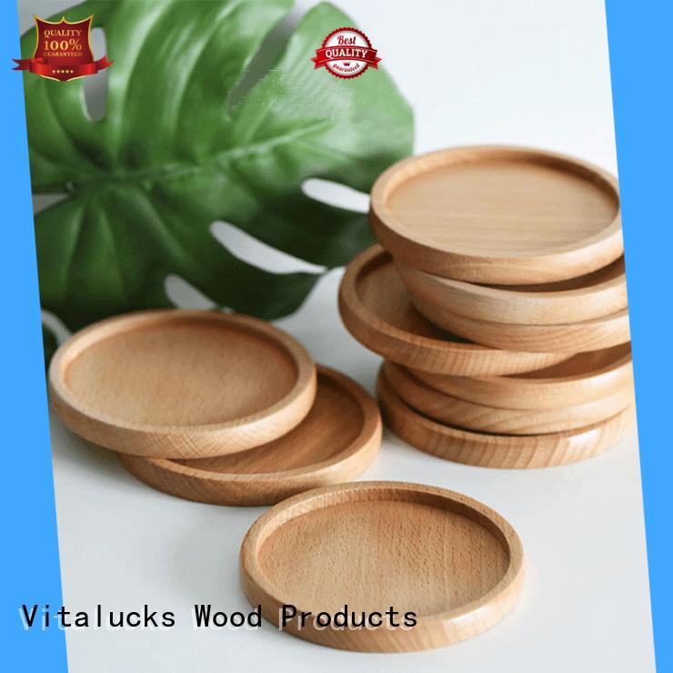 Vitalucks professional wooden goblet wholesale for rest room