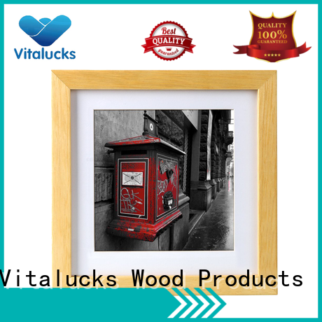 Vitalucks fancy photo frame wholesale supply fast delivery