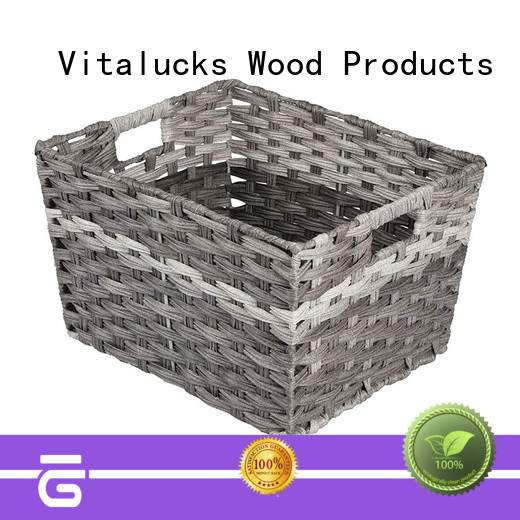 Vitalucks pp basket wholesale customization