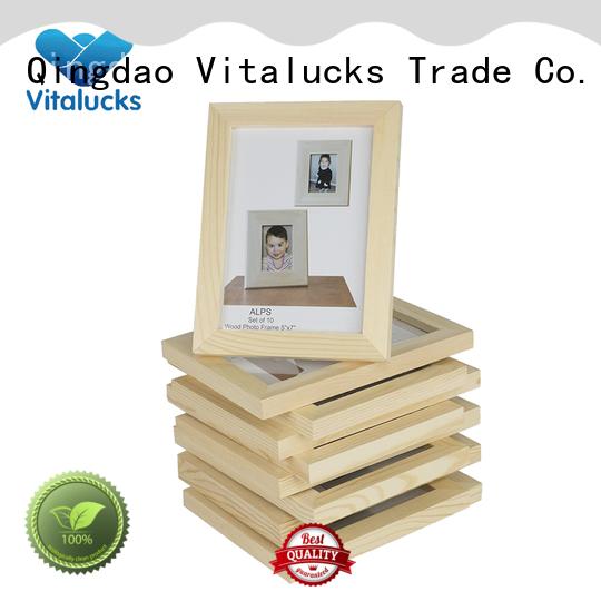 Vitalucks beautiful picture frames sample best factory