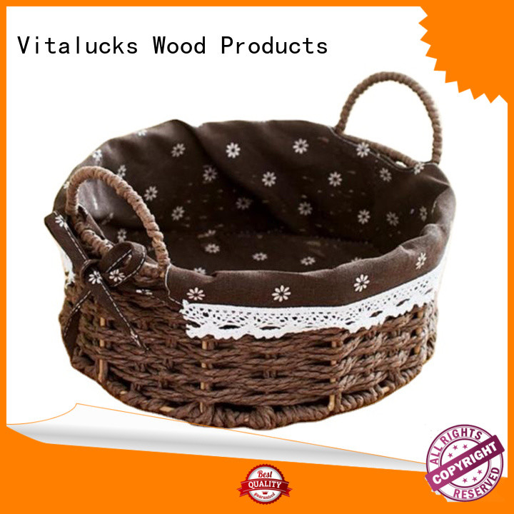 well-chosen material baby storage baskets pratical manufacturing