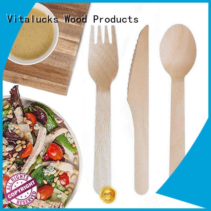 oem&odm wooden tableware bulk supply