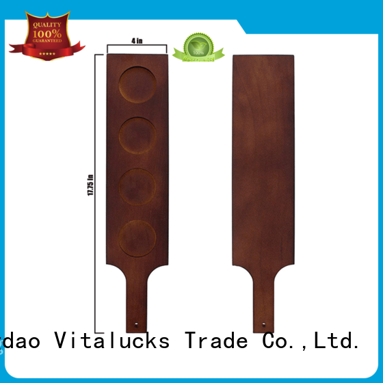 Vitalucks wooden trays wholesale fast delivery for food